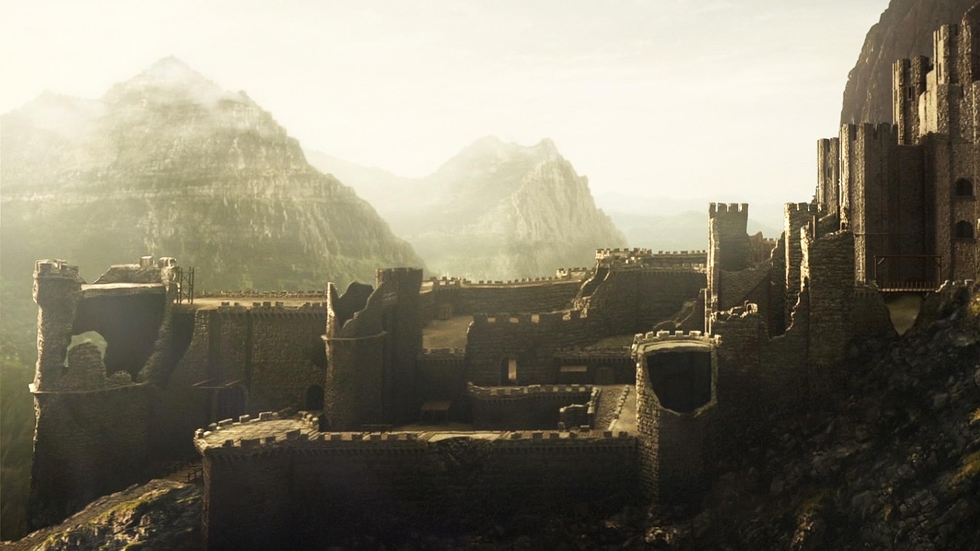 Witcher-Serie - Erste Clips aufgetaucht: Willkommen in Kaer Morhen