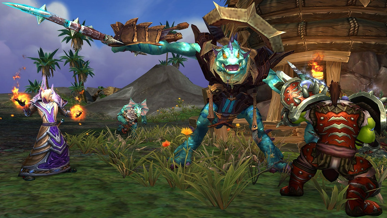 World Of Warcraft Alle Früheren Addons Ab Sofort Im Abo Enthalten