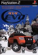 Cover zu 4x4 Evolution - PlayStation 2
