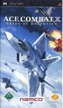 Cover zu Ace Combat X: Skies of Deception - PSP
