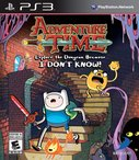 Cover zu Adventure Time: Explore the Dungeon Because I DON'T KNOW! - PlayStation 3