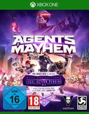Cover zu Agents of Mayhem - Xbox One