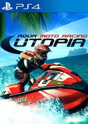 Cover zu Aqua Moto Racing Utopia - PlayStation 4
