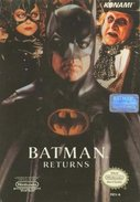 Cover zu Batman Returns - NES