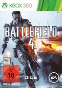 Cover zu Battlefield 4 - Xbox 360
