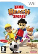Cover zu Big Beach Sports - Wii