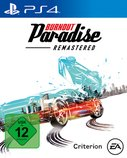 Cover zu Burnout Paradise Remastered - PlayStation 4