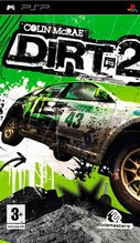 Cover zu Colin McRae: DiRT 2 - PSP