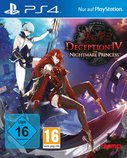 Cover zu Deception 4: The Nightmare Princess - PlayStation 4
