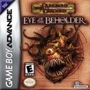 Cover zu Dungeons & Dragons: Eye of the Beholder - Game Boy Advance
