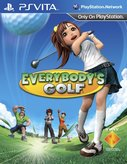 Cover zu Everybody's Golf - PS Vita