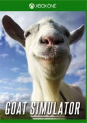 Cover zu Goat Simulator - Xbox One