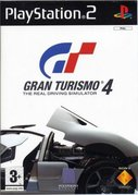 Cover zu Gran Turismo 4 - PlayStation 2