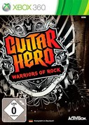 Cover zu Guitar Hero: Warriors of Rock - Xbox 360