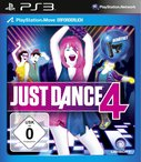 Cover zu Just Dance 4 - PlayStation 3