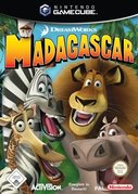 Cover zu Madagascar - GameCube