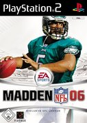 Cover zu Madden NFL 06 - PlayStation 2