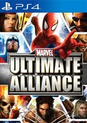 Cover zu Marvel: Ultimate Alliance - PlayStation 4