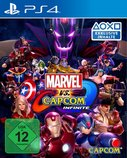 Cover zu Marvel vs. Capcom Infinite - PlayStation 4