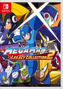 Cover zu Mega Man Legacy Collection 2 - Nintendo Switch