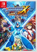 Cover zu Mega Man X Legacy Collection 1 - Nintendo Switch