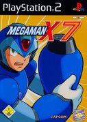 Cover zu Megaman X7 - PlayStation 2