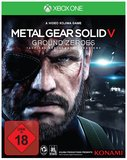 Cover zu Metal Gear Solid 5: Ground Zeroes - Xbox One