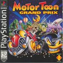 Cover zu Motor Toon Grand Prix - PlayStation