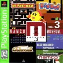 Cover zu Namco Museum Vol. 3 - PlayStation