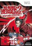 Cover zu No More Heroes 2: Desperate Struggle - Wii