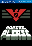 Cover zu Papers, Please - PS Vita