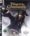 Cover zu Pirates of the Caribbean: Am Ende der Welt - PlayStation 3