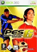 Cover zu Pro Evolution Soccer 6 - Xbox 360