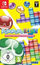 Cover zu Puyo Puyo Tetris - Nintendo Switch