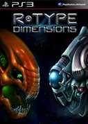 Cover zu R-Type Dimensions - PlayStation 3