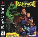 Cover zu Rampage World Tour - PlayStation