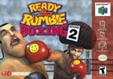 Cover zu Ready 2 Rumble Boxing: Round 2 - Nintendo 64