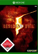 Cover zu Resident Evil 5 - Xbox One