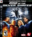 Cover zu Fantastic Four: Rise of the Silver Surfer - PlayStation 3