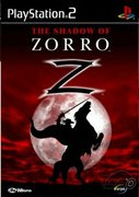 Cover zu Shadow of Zorro, The - PlayStation 2