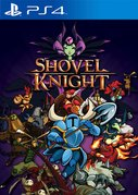 Cover zu Shovel Knight - PlayStation 4