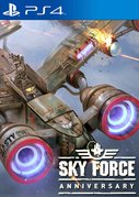 Cover zu Sky Force Anniversary - PlayStation 4