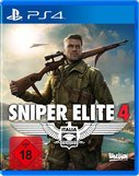 Cover zu Sniper Elite 4 - PlayStation 4