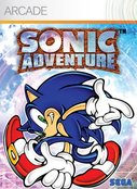 Cover zu Sonic Adventure - Xbox 360