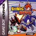 Cover zu Sonic Battle - Game Boy Advance