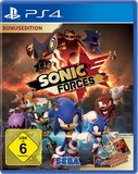 Cover zu Sonic Forces - PlayStation 4