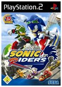 Cover zu Sonic Riders - PlayStation 2