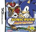 Cover zu Sonic Rush Adventure - Nintendo DS