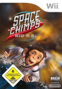 Cover zu Space Chimps - Wii