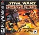 Cover zu Star Wars: Demolition - PlayStation